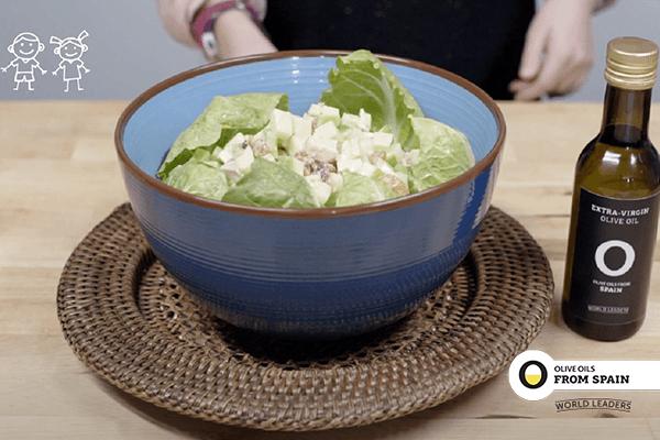 Waldorf Salad Recipe With Yogurt