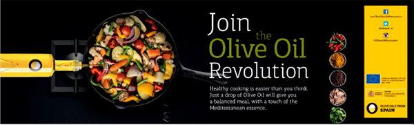 Campaings Join The Oilive Oil Revolution