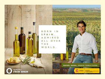 Olive Oils from Spain and Rafa Nadal