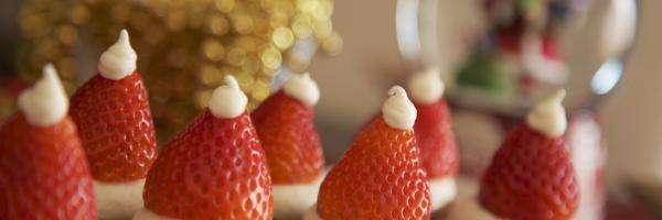 Um doce para estas festas
