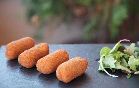 wealth_spanish croquettes_fried_in_Olive_oil