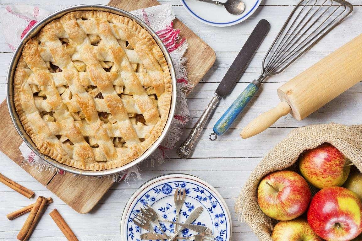A perfect pie crust
