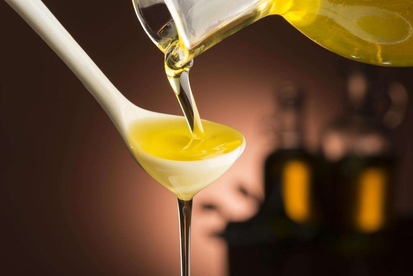 Two tablespoons of Olive Oil a day for good health