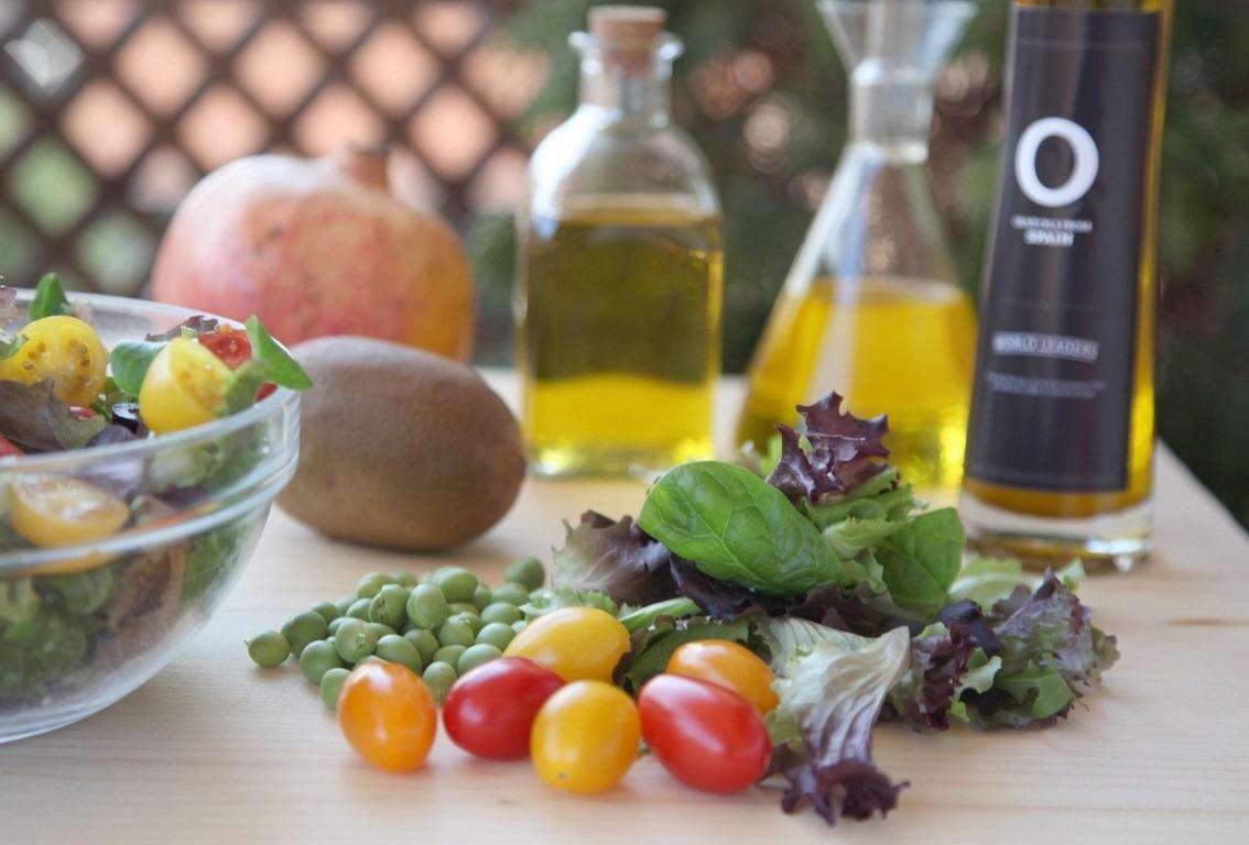 Keep young with the Mediterranean Diet
