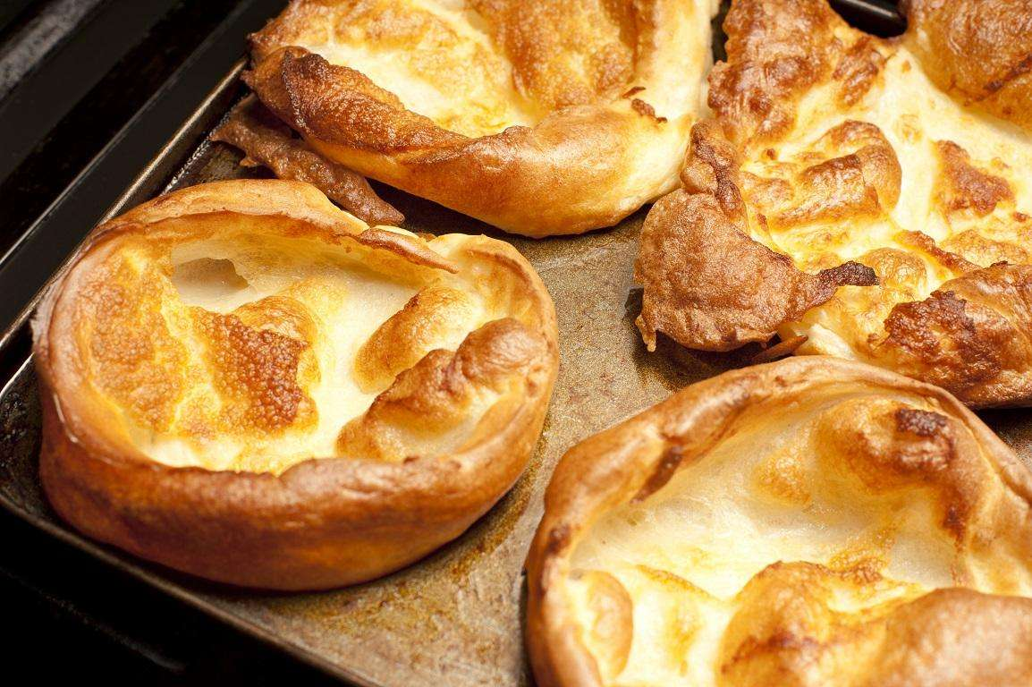 You can't go wrong with this Yorkshire pudding