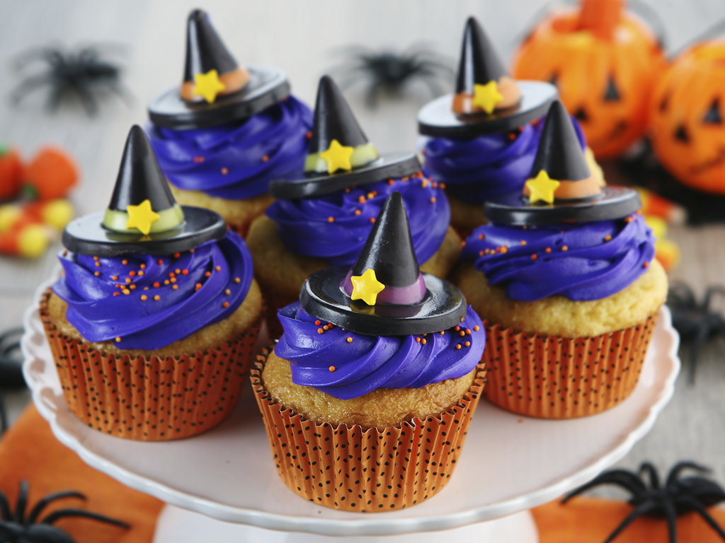 halloween cupcakes recipe olive oils from spain