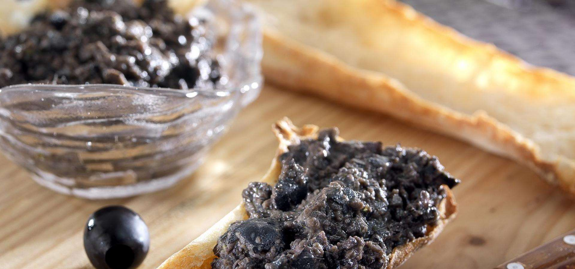 Andalusian tapenade
