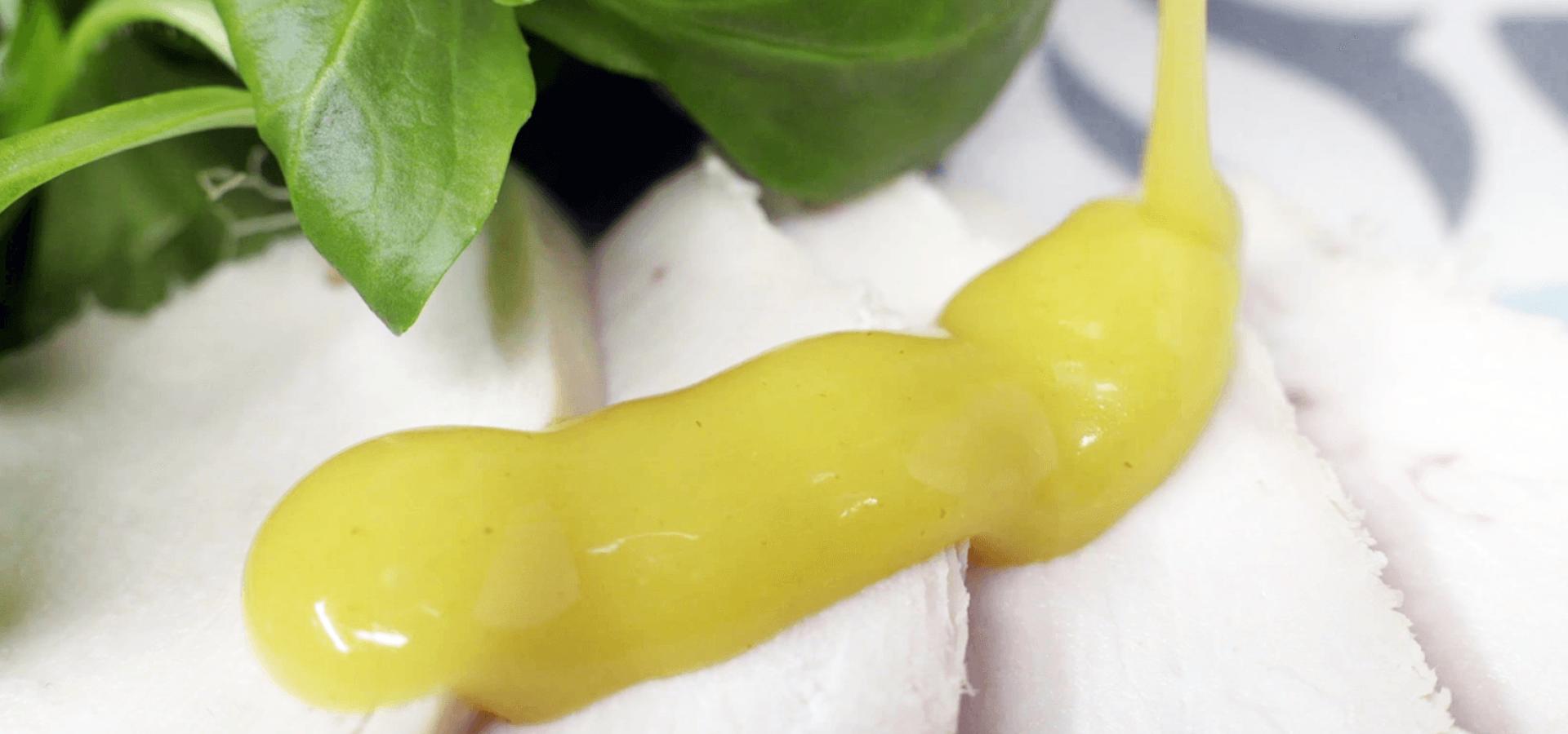 Honey mustard vinaigrette recipe