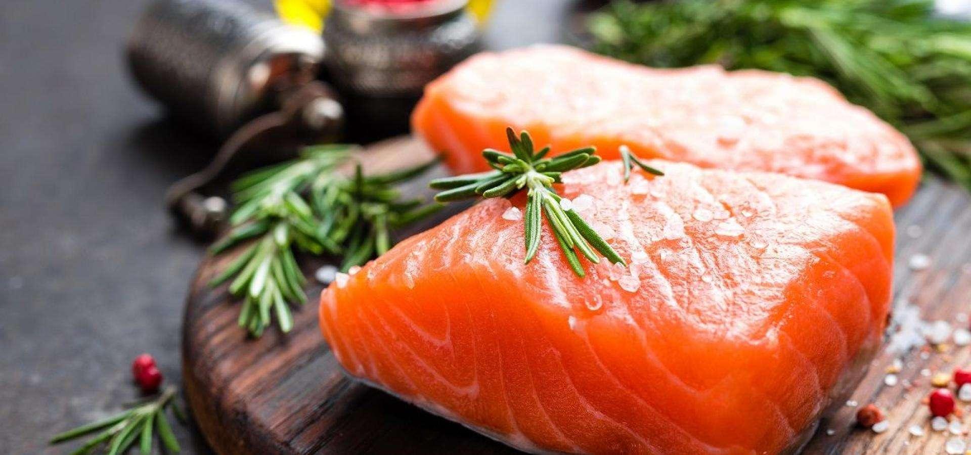 Paprika cured salmon recipe