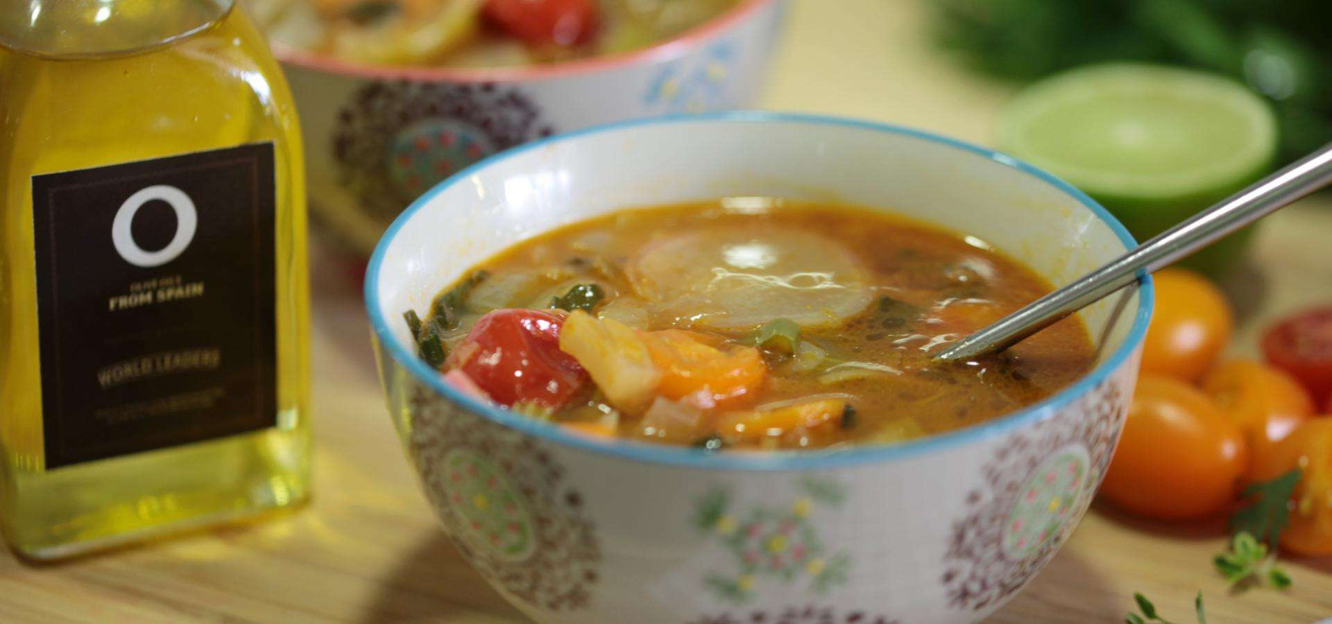 Cleansing soup