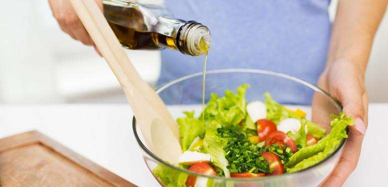 Extra Virgin Olive Oil stays in perfect condition over a longer period of time