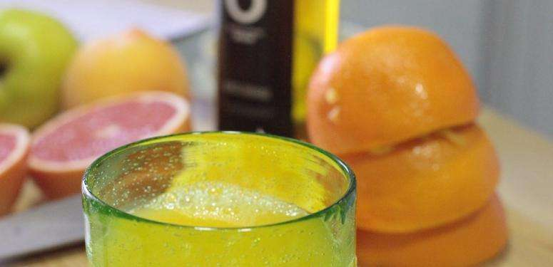 Juice with Olive Oils from Spain