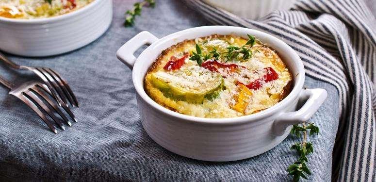 Brussel Sprout Casserole recipe
