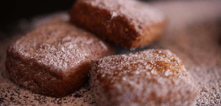 Crumbly shortbread biscuits recipe