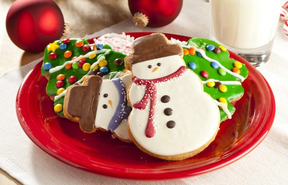 Christmas cookies with Olive Oils from Spain recipe