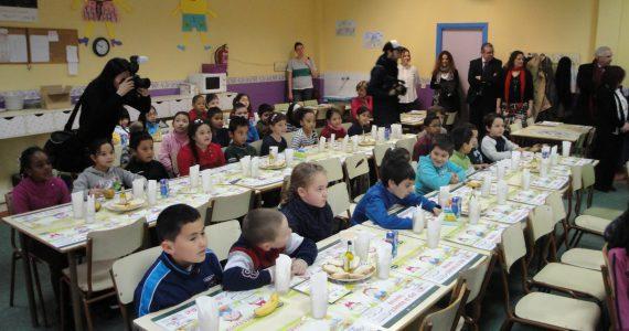 «Healthy Breakfast» in schools (Community of Madrid)