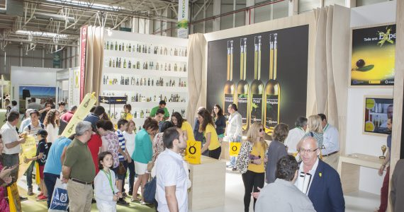 Olive Oils of Spain at EXPOLIVA 2015 in Jaén