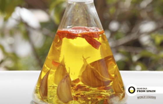Five spice oil