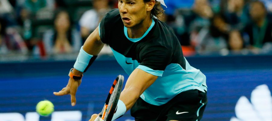 Enjoy the best tennis with Rafa Nadal and Olive Oils from Spain!