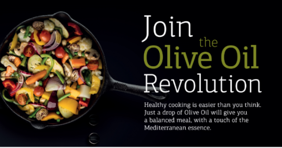 Join the Olive Oil Revolution