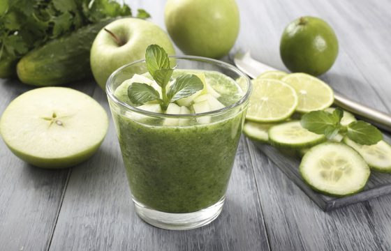 Vegetable detox juice recipe