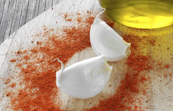 Paprika oil