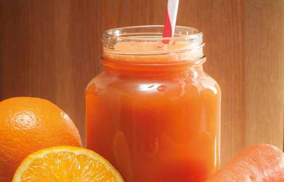Revitalising fruit juice recipe