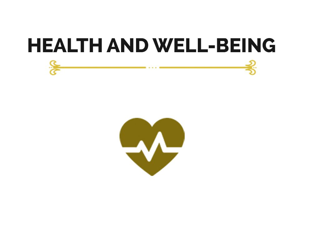 01 – Health and well-being