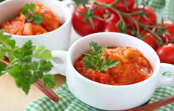 Tomato ragout