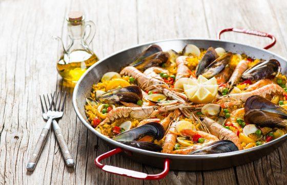 Tradicional Spanish Paella