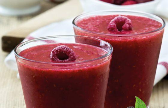 Wild berry juice recipe