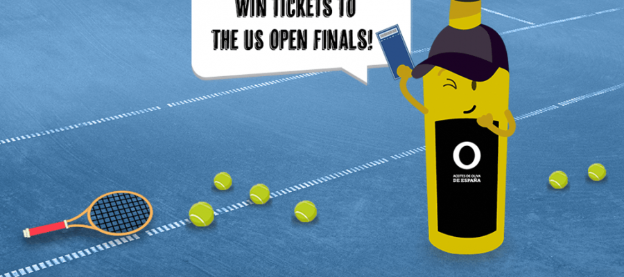 We're giving away tickets for two for the US Open!