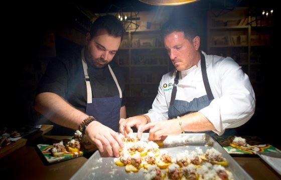 Olive Oil Makes a Tastier World gastronomy workshop in Chicago
