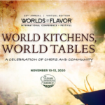 Olive Oils from Spain participates in the leading conference for international cuisine Worlds of Flavor virtual edition organized by the CIA