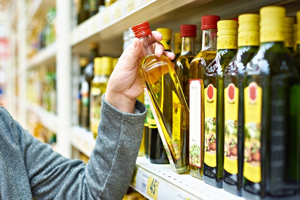 Olive oil does not have an expiration date, but a best-before date