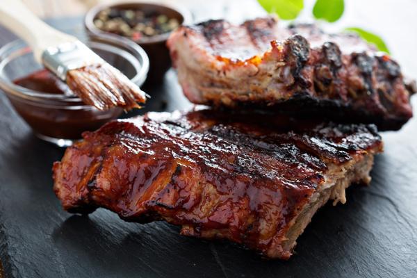 Fall-off-the-bone Baby Back Pork Ribs