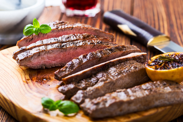 A tasty marinade is the key to a great carne asada