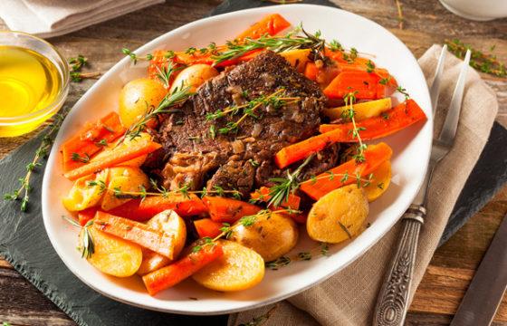 All-American Pot Roast