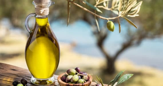 How is olive oil made?